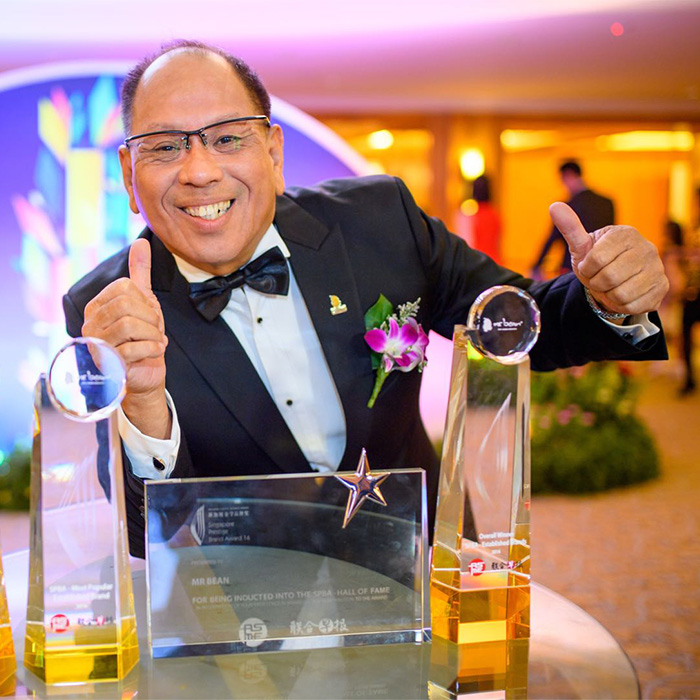 Singapore Prestige Brand Award 2016