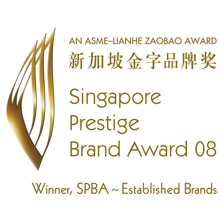 Singapore Prestige Brand Award 2008