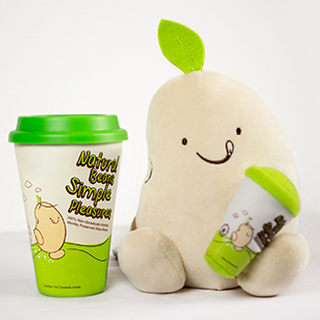 20th Anniversary Edition Plush & Cup Set
