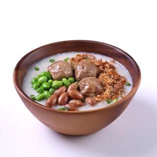 Soy Porridge (Chicken Meatball)