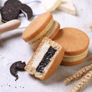 Cheesy Wholemeal Oreo Pancake