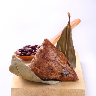 Kidney Bean & Chestnut Dumpling 红腰豆栗子粽