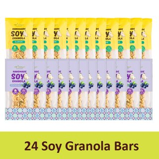 Bundle of 24 (Soy Granola Bar)