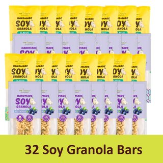 Bundle of 32 (Soy Granola Bar)