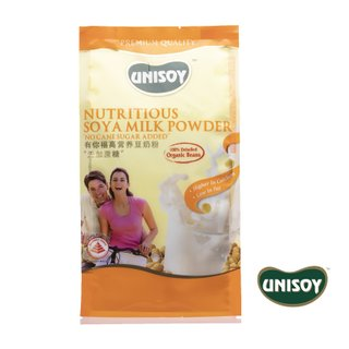 UNISOY Nutritious Soya Milk Powder (No Cane Sugar Added)