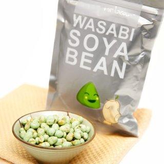 Wasabi Soya Bean Nuts