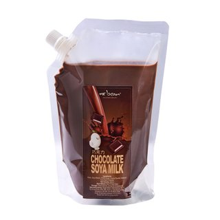 Chocolate Soya Milk Pouch