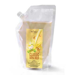 Bundle of 6 (Classic Soya Milk Pouch - Less Sweet)