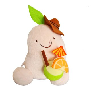 Mr Bean Tropical Plush