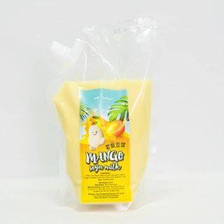 Mango Soya Milk Pouch